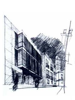 grijalba-arquitectos-proyecto- viviendas-San Martin-Valladolid- croquis