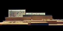 grijalba-arquitectos-proyecto- concurso-edificio publico-Auditorio Villa del Prado-Valladolid-maqueta1