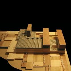 grijalba-arquitectos-proyecto- concurso-edificio publico-Auditorio Villa del Prado-Valladoli-maqueta10