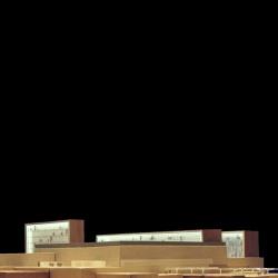 grijalba-arquitectos-proyecto- concurso-edificio publico-Auditorio Villa del Prado-Valladolid-maqueta11