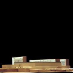 grijalba-arquitectos-proyecto- concurso-edificio publico-Auditorio Villa del Prado-Valladoli-maqueta12