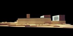 grijalba-arquitectos-proyecto- concurso-edificio publico-Auditorio Villa del Prado-Valladolid-maqueta2