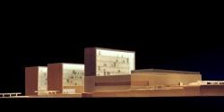 grijalba-arquitectos-proyecto- concurso-edificio publico-Auditorio Villa del Prado-Valladolid-maqueta4