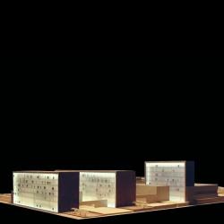 grijalba-arquitectos-proyecto- concurso-edificio publico-Auditorio Villa del Prado-Valladoli-maqueta5