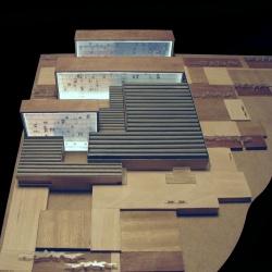 grijalba-arquitectos-proyecto- concurso-edificio publico-Auditorio Villa del Prado-Valladoli-maqueta6