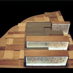 grijalba-arquitectos-proyecto- concurso-edificio publico-Auditorio Villa del Prado-Valladoli-maqueta8