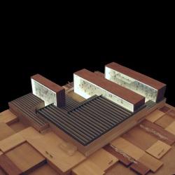 grijalba-arquitectos-proyecto- concurso-edificio publico-Auditorio Villa del Prado-Valladoli-maqueta9