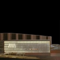 grijalba-arquitectos-proyecto- concurso-edificio publico-Auditorio y Congresos-Avila-maqueta 2
