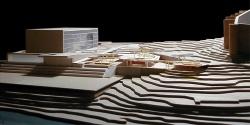 grijalba-arquitectos-proyecto- concurso-edificio publico-Auditorio y Congresos-Avila-maqueta 3 (2)