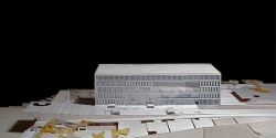 grijalba-arquitectos-proyecto- concurso-edificio publico-Auditorio y Congresos-Avila-maqueta 3