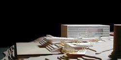 grijalba-arquitectos-proyecto- concurso-edificio publico-Auditorio y Congresos-Avila-maqueta 4