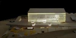 grijalba-arquitectos-proyecto- concurso-edificio publico-Auditorio y Congresos-Avila-maqueta 6