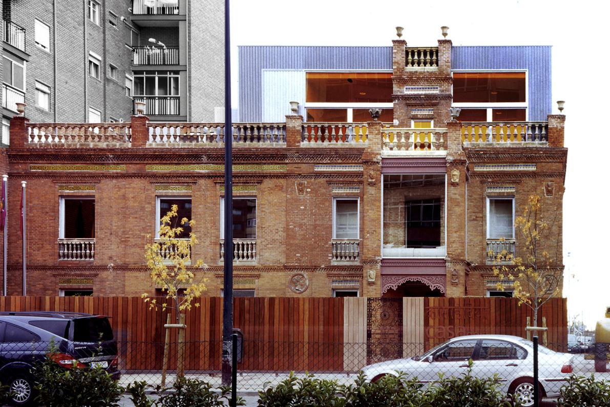 Caja de arquitectos valladolid good documentarq cinefrum de moderna en seis trailers with caja - Arquitectos en valladolid ...