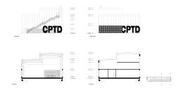 grijalba-arquitectos-concurso- proyecto-edificiopublico-cptd- palencia-alzados y secciones 2