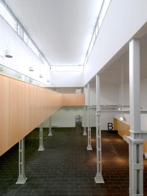 grijalba-arquitectos-proyecto-restauracion-centro 3 edad matadero- Valladolid- interior 4