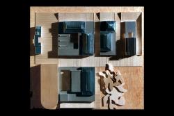 grijalba-arquitectos-proyecto-restauracion-centro 3 edad matadero- Valladolid- maqueta 1