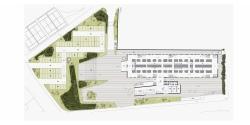 grijalba-arquitectos-concurso- rehabilitacion-la tejera-palencia-Planta baja