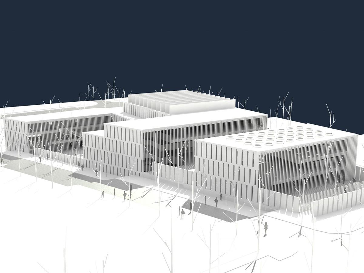 2015 concurso para centro cultural en el escorial madrid grijalba arquitectos - Listado arquitectos madrid ...