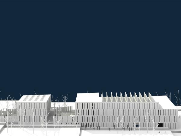 grijalba-arquitectos-concursos-edificio publico-centro cultural- el escorial-madrid