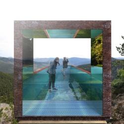 grijalba-arquitectos-proyecto-arquitectura y paisaje-mirador Neila-Burgos-planta de situacion