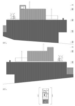 grijalba-arquitectos-proyecto-vivienda-casaq-valladolid- alzados laterales