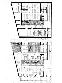 grijalba-arquitectos-concurso- edificio publico-restauracion-Ayto Iscar- Valladolid-plantas 1