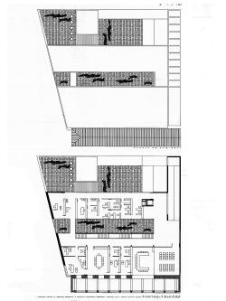grijalba-arquitectos-concurso- edificio publico-restauracion-Ayto Iscar- Valladolid- plantas 2