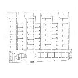 grijalba-arquitectos-concurso- edificio público-Centro de Recursos compartidos, CEI- Boecillo- Valladolid- plantas