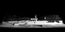 grijalba-arquitectos-concurso- edificio público-restauración-Pozu fondón- Asturias-maqueta1_