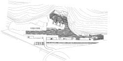 grijalba-arquitectos-concurso- edificio público-restauración-Pozu fondón- Asturias-planta general