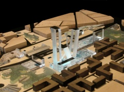grijalba-arquitectos-proyecto- concurso-ordenacion urbana-Nueva Centralidad-Valladolid- maqueta16
