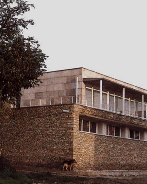 grijalba-arquitectos-proyecto- edificio publicos-CS valle de Losa-Burgos- foto 1