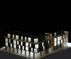 grijalba-arquitectos-proyecto- viviendas-Valladolid- maqueta1