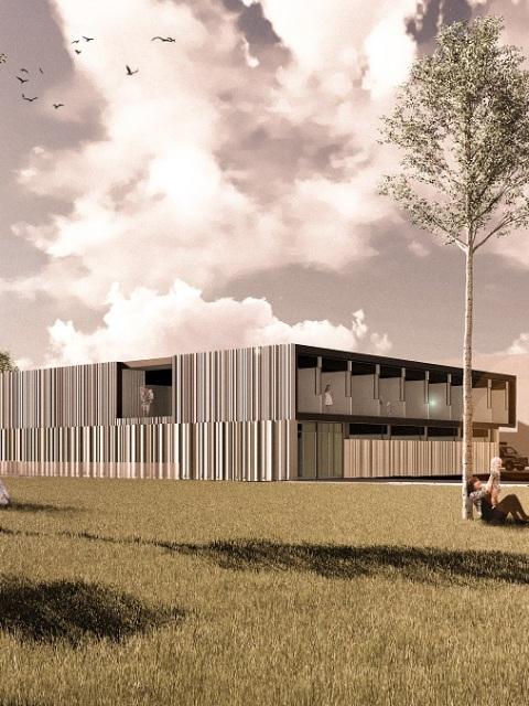 grijalba-arquitectos-proyecto- concurso-edificio publico-CENTRO DE SALUD, ARENAL DE LLUCMAJOR
