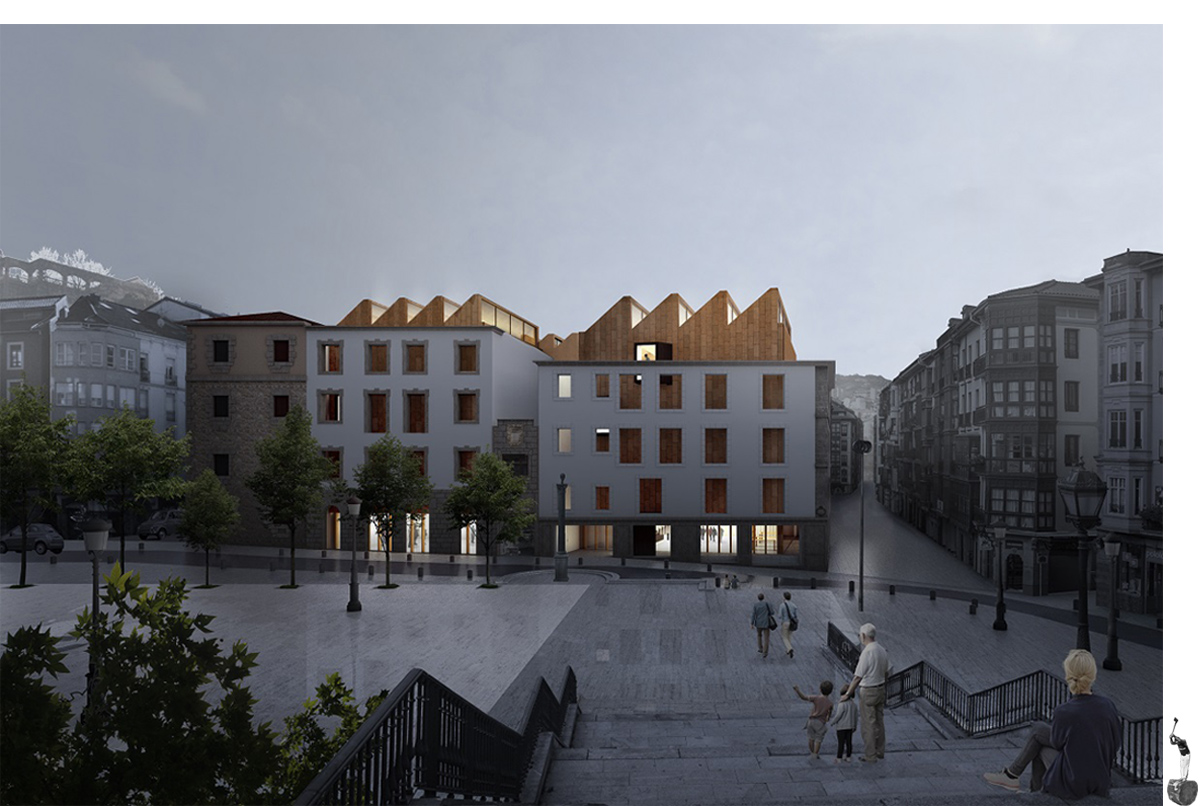 grijalba-arquitectos-proyecto- concurso-edificio público-EUSKAL MUSEOA BILBAO MUSEO BILBAO