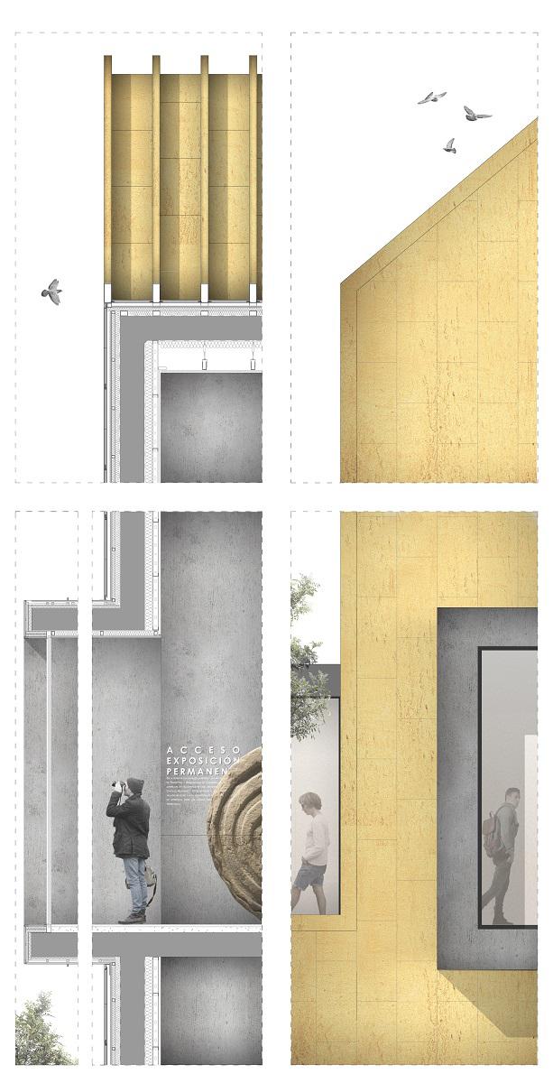 2019_MUSEO DE PREHISTORIA Y ARQUEOLOGÍA DE CANTABRIA. MUPAC_Detalle Circulación